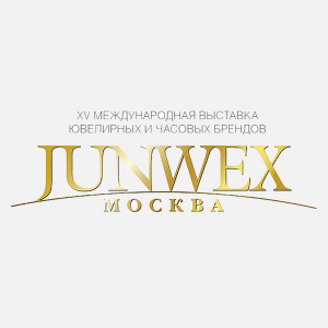 JUNWEX Moskova International Jewellery 2019